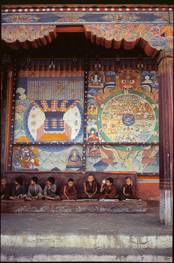 Sacred Circle In Tibetan Buddhism