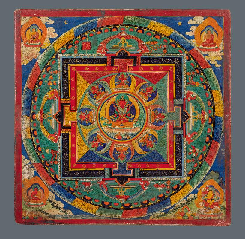 Mandala New York Rubin Museum of Art New York